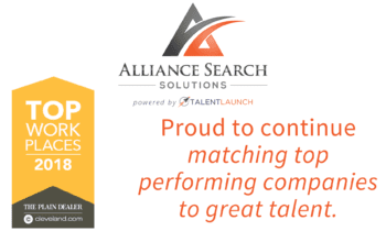 The Cleveland Plain Dealer Names TalentLaunch a 2018 Northeast Ohio Top Workplace
